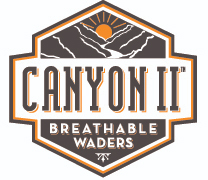 Canyon II Breathable Waders