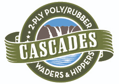 Cascades 2-Ply Poly/Rubber Waders & Hippers