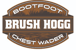Brush Hogg Bootfoot Chest Wader