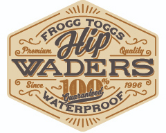 frogg toggs Hip Waders