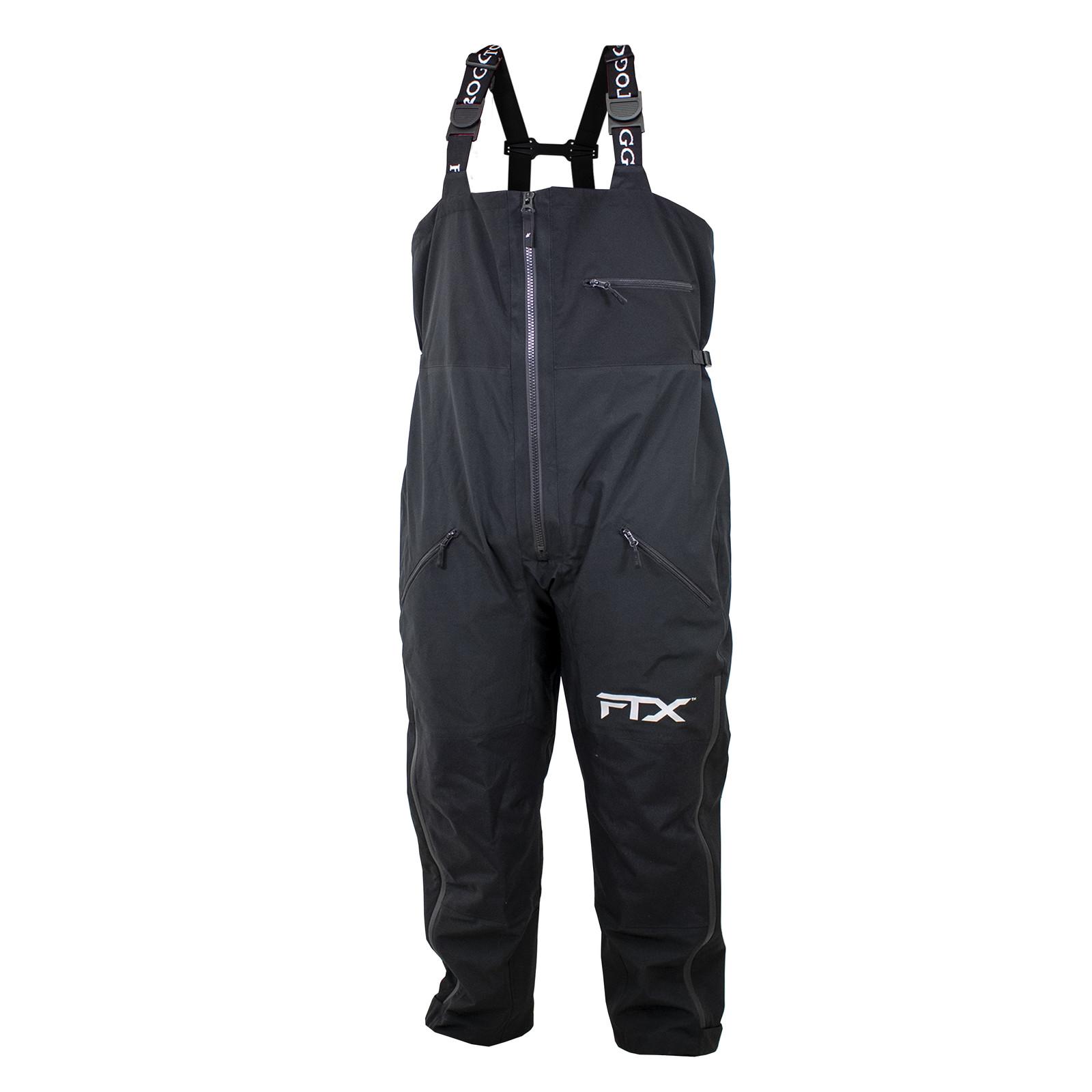 Black FTX Armor Bib-large
