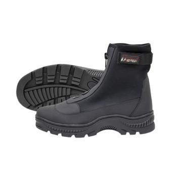 Men's Aransas II Neoprene Surf & Sand Shoe - Cleated Black and Gray