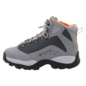 Men's Saltshaker Flats Shoe - Cleated | Slate / Gray