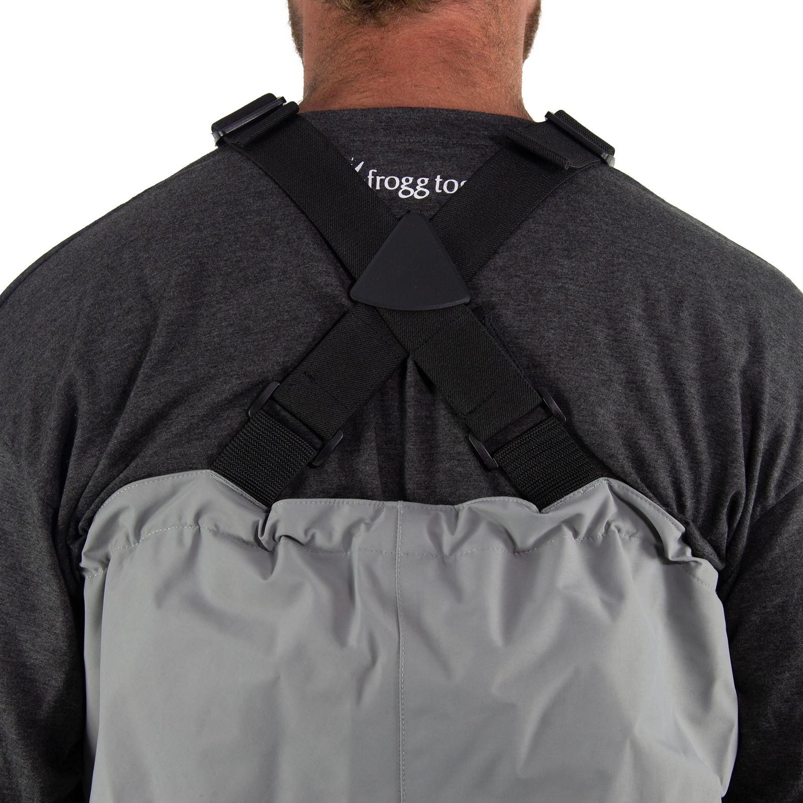 Canyon II™ Breathable Stockingfoot Chest Wader   Slate-large