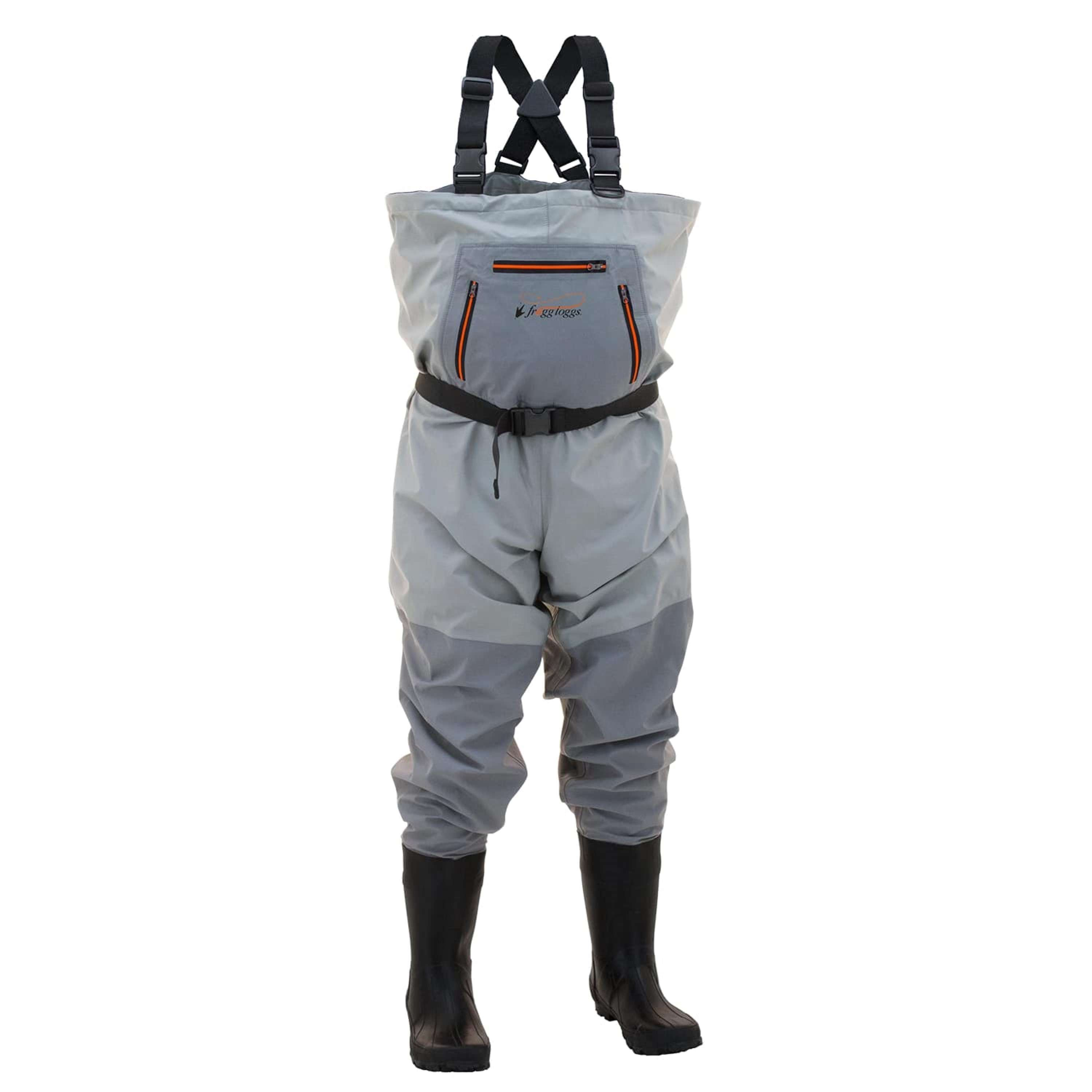 Hellbender™ Bootfoot Cleated Chest Wader