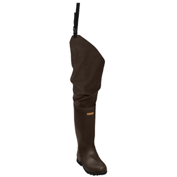 BoggTogg™ Cleated Bootfoot Hipper | Brown