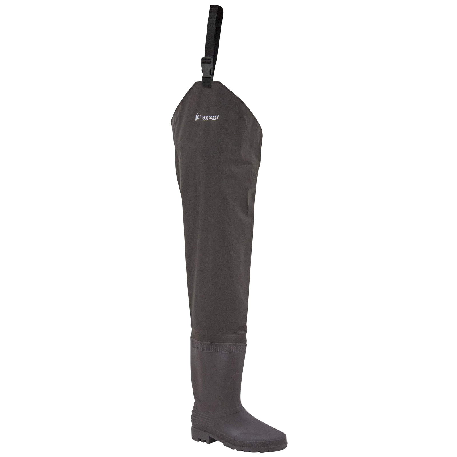 Rana II™ Bootfoot PVC Felt Hip Wader | Brown