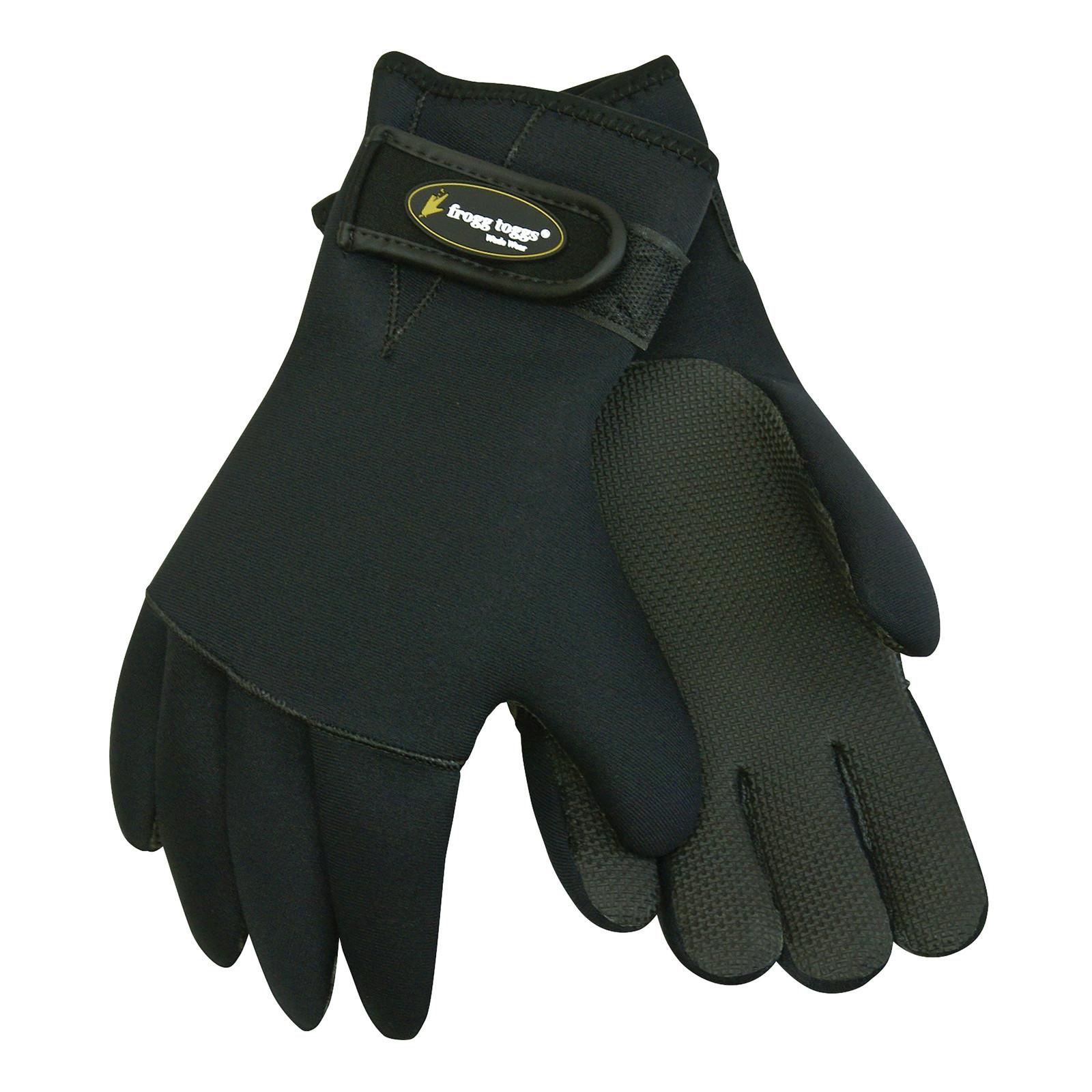 Frogg Fingers 3.5mm Neoprene Gloves | Black