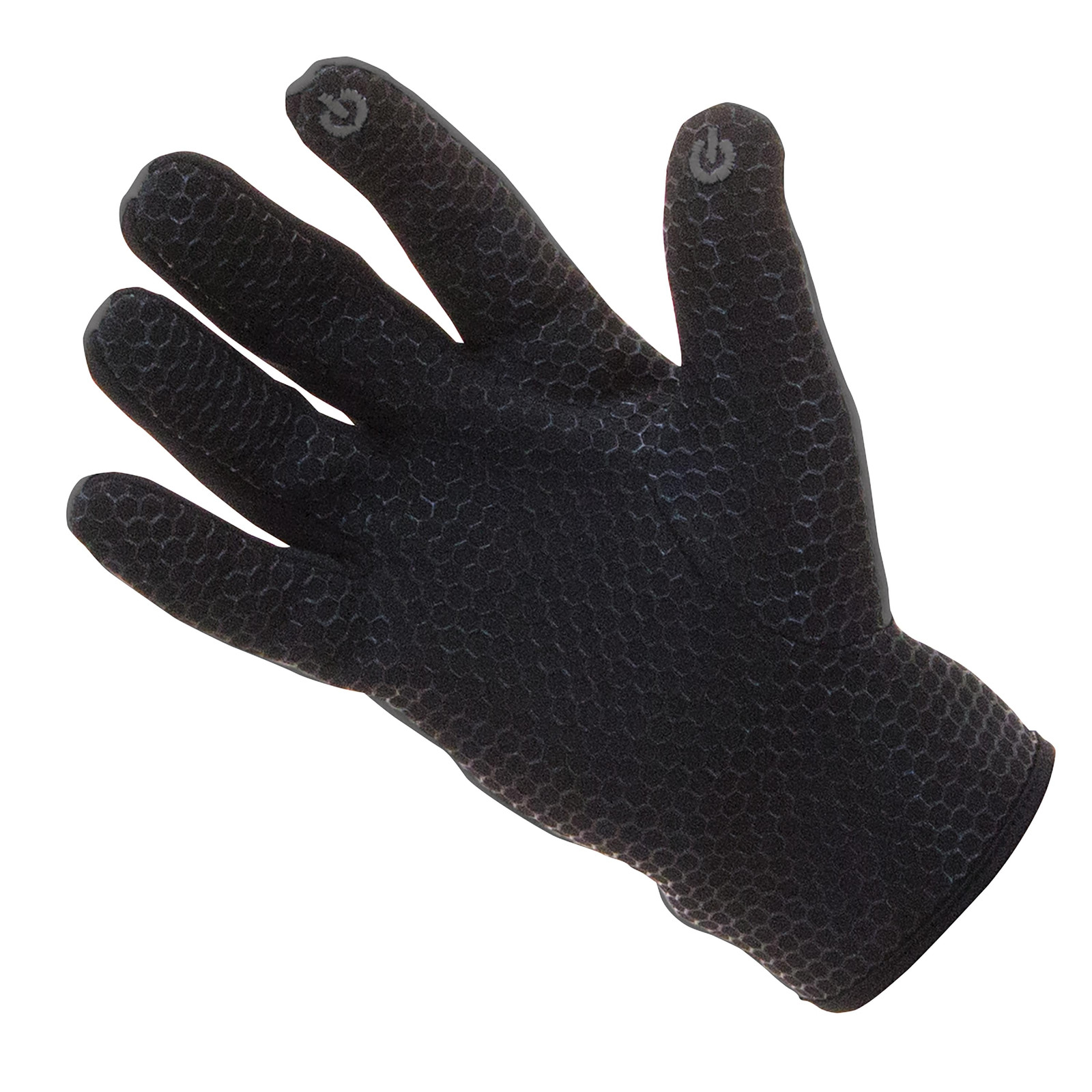 Frogg Fingers Fleece Gloves with Fingers-large