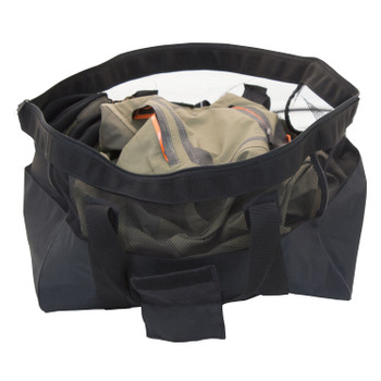 Stocking Foot Wader Bag | Black