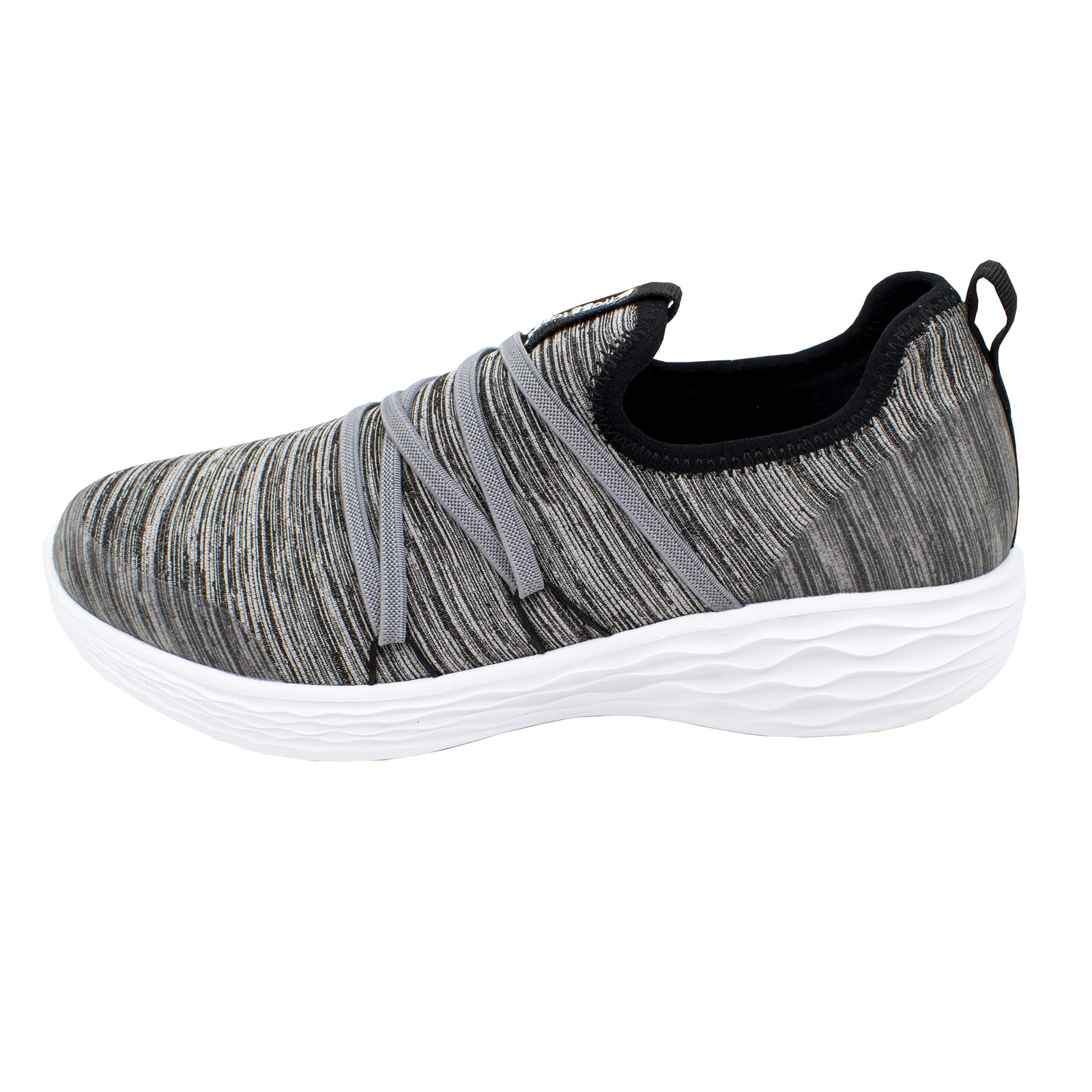 Women's High and Dry Elite Shoe Gray-large