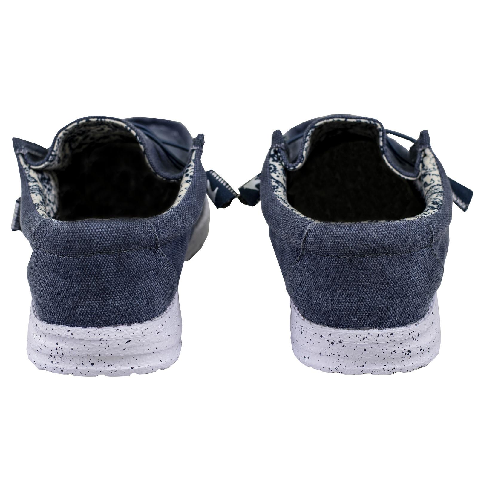 Men's Java Casual Lace-Up Shoe-large