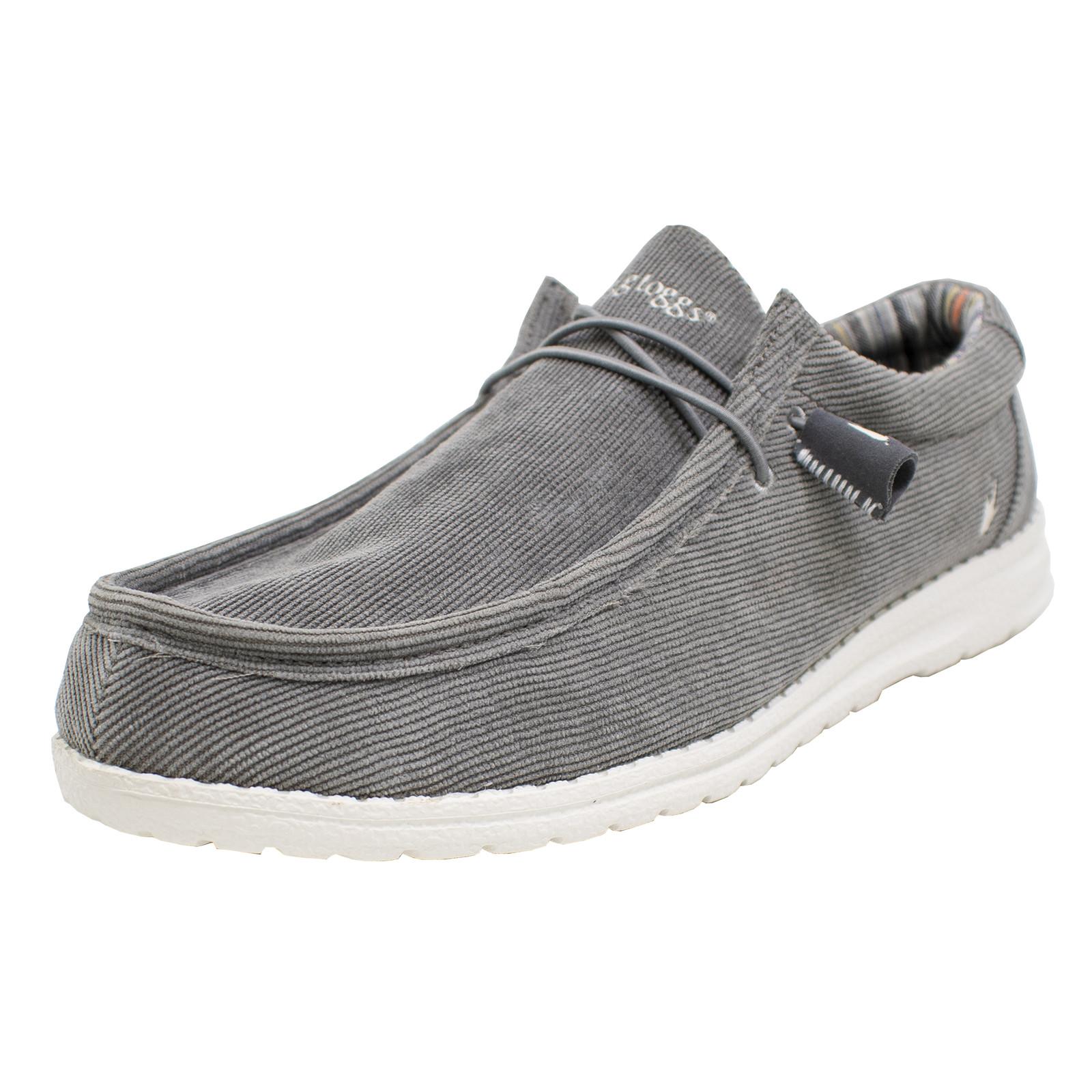 Men's Java Casual Corduroy Lace-Up Shoe-large