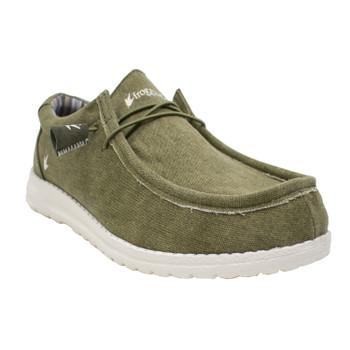 Men's Java Casual Corduroy Lace-Up Shoe