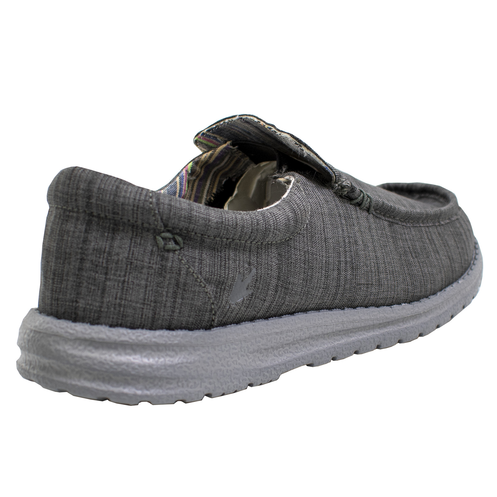 Men's Java Casual Slip-On Shoe Gray-large