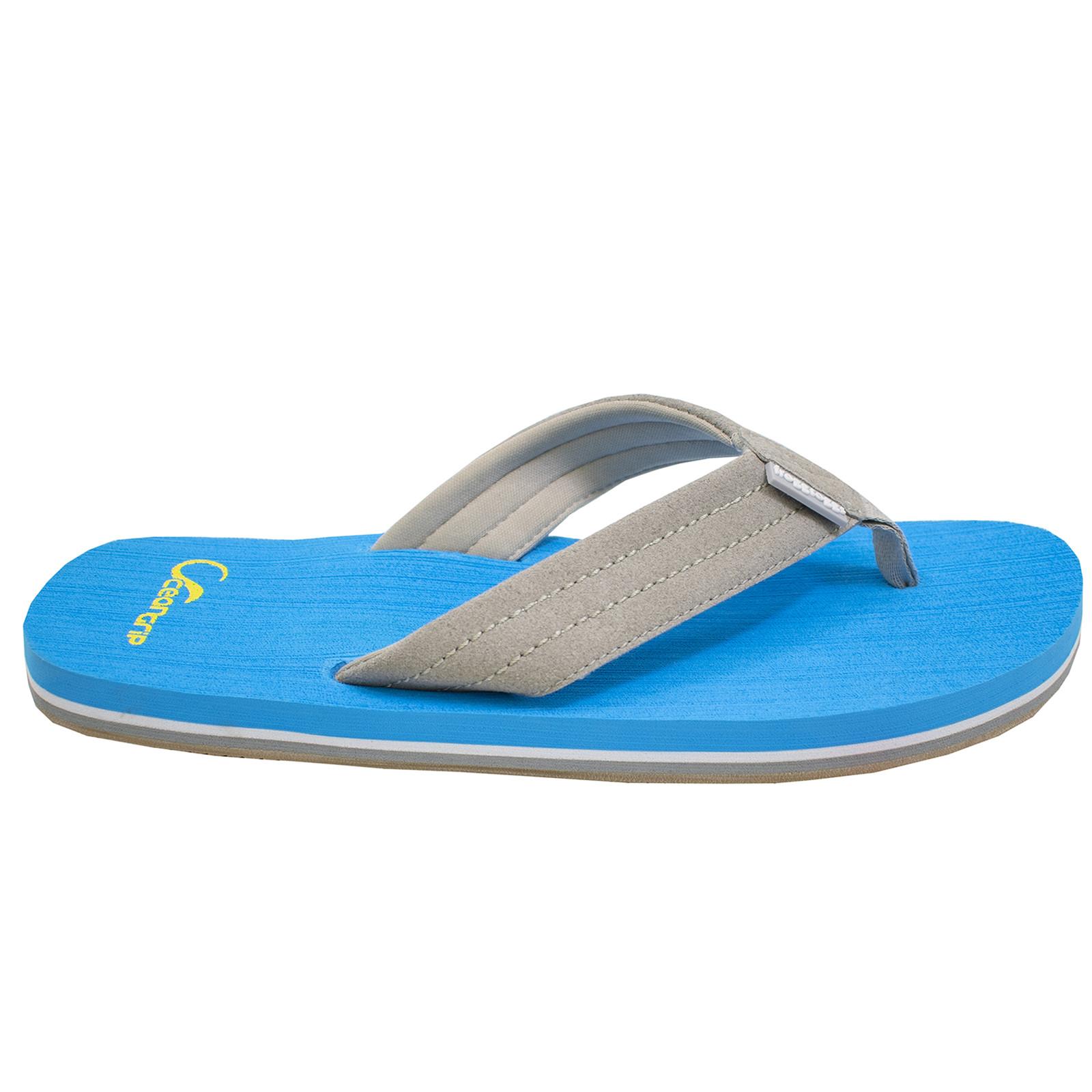 OceanGrip Angler Sandal Blue-large