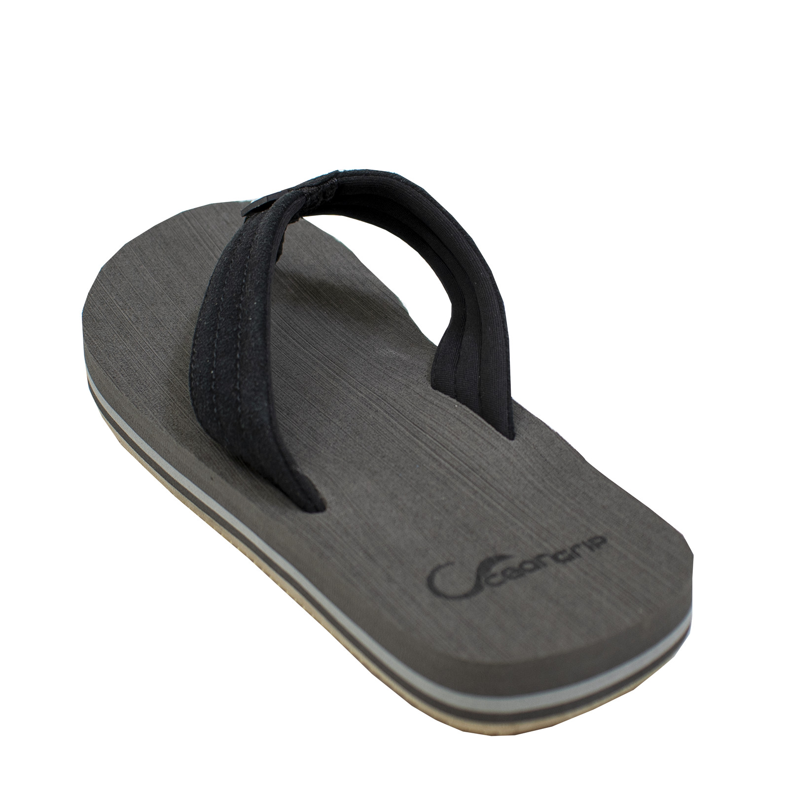 OceanGrip Angler Sandal Gray-large