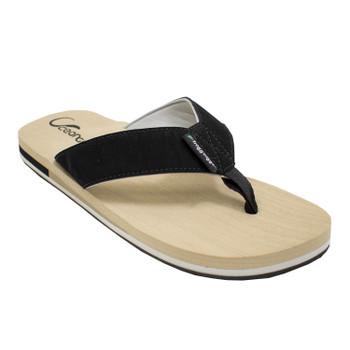 OceanGrip Angler Sandal Tan