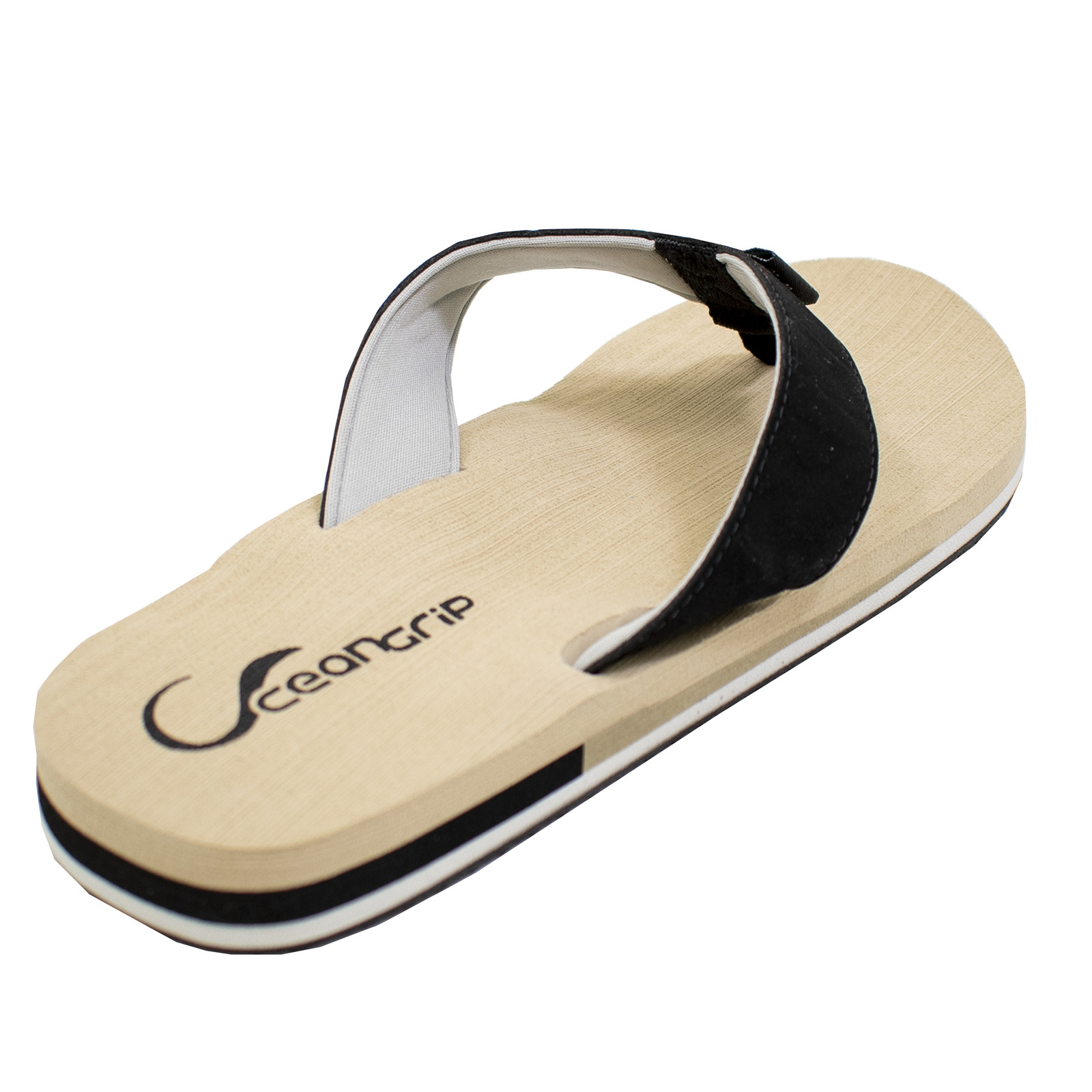 OceanGrip Angler Sandal Tan-large