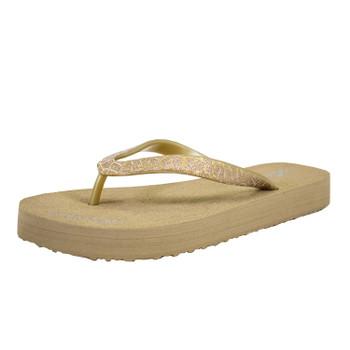 Women's OceanGrip Glitter Sandal khaki