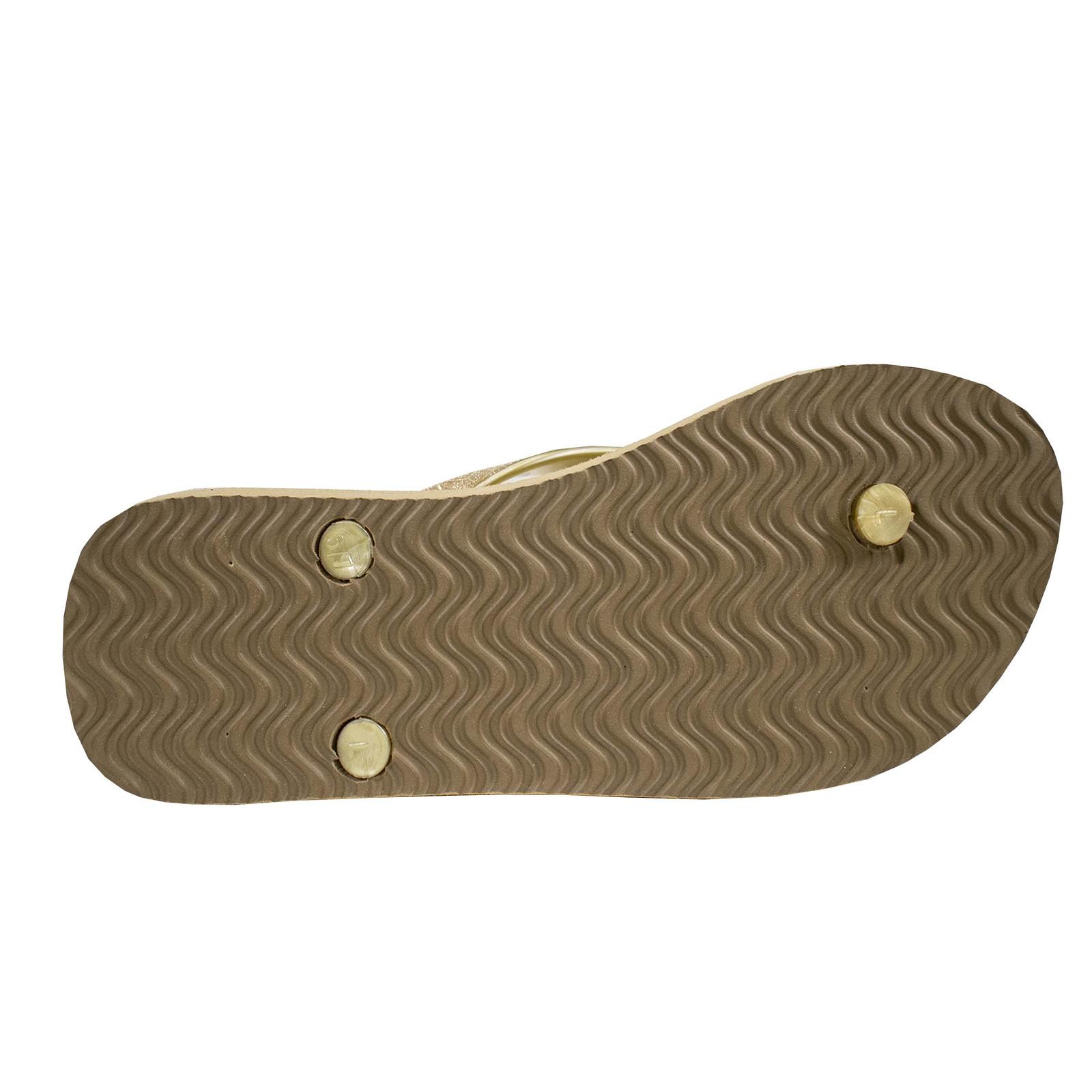 Women's OceanGrip Glitter Sandal khaki-large