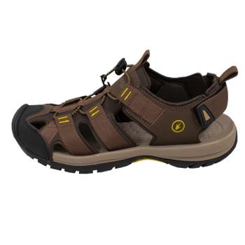 River Sandal Shoe Brown