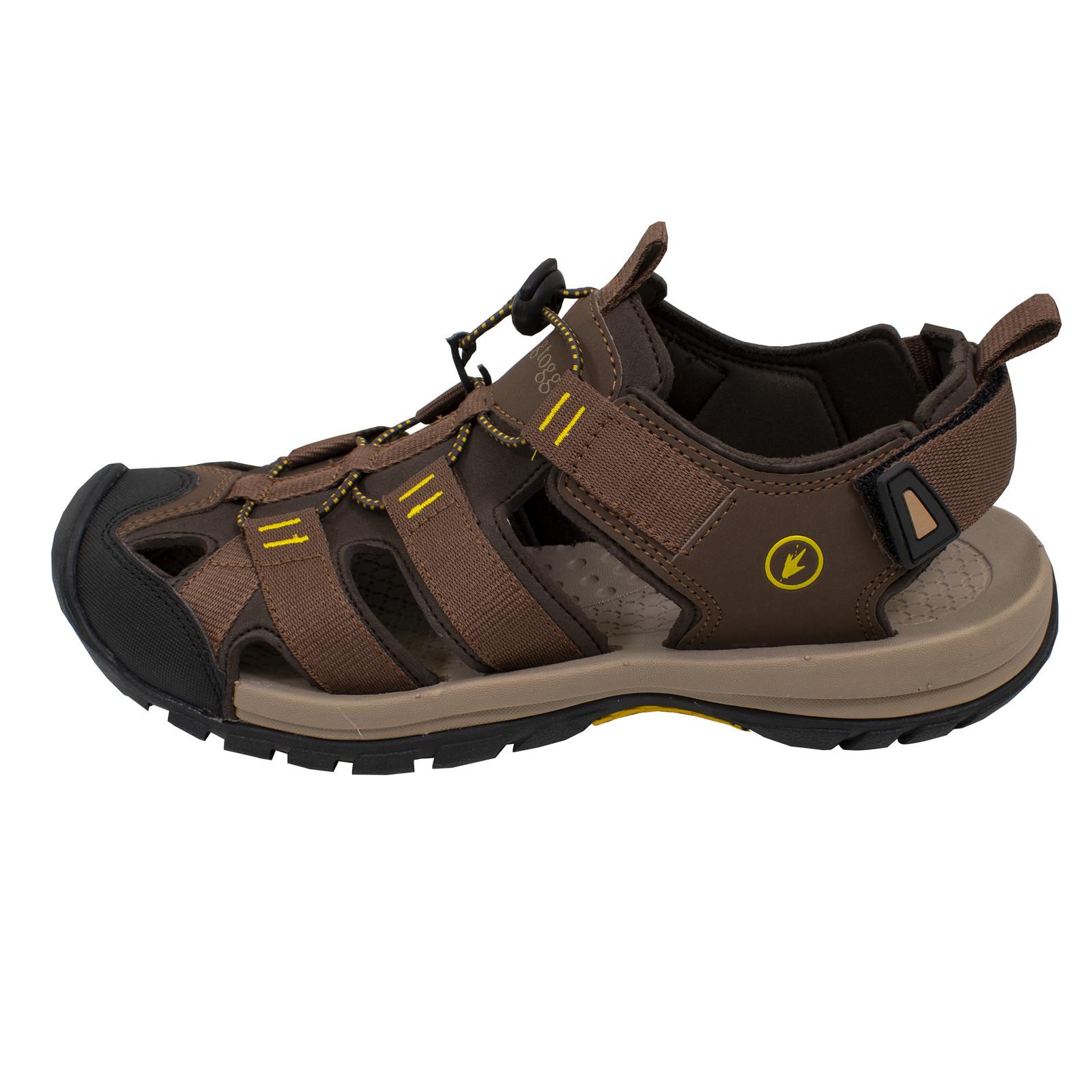 River Sandal Shoe Brown-large
