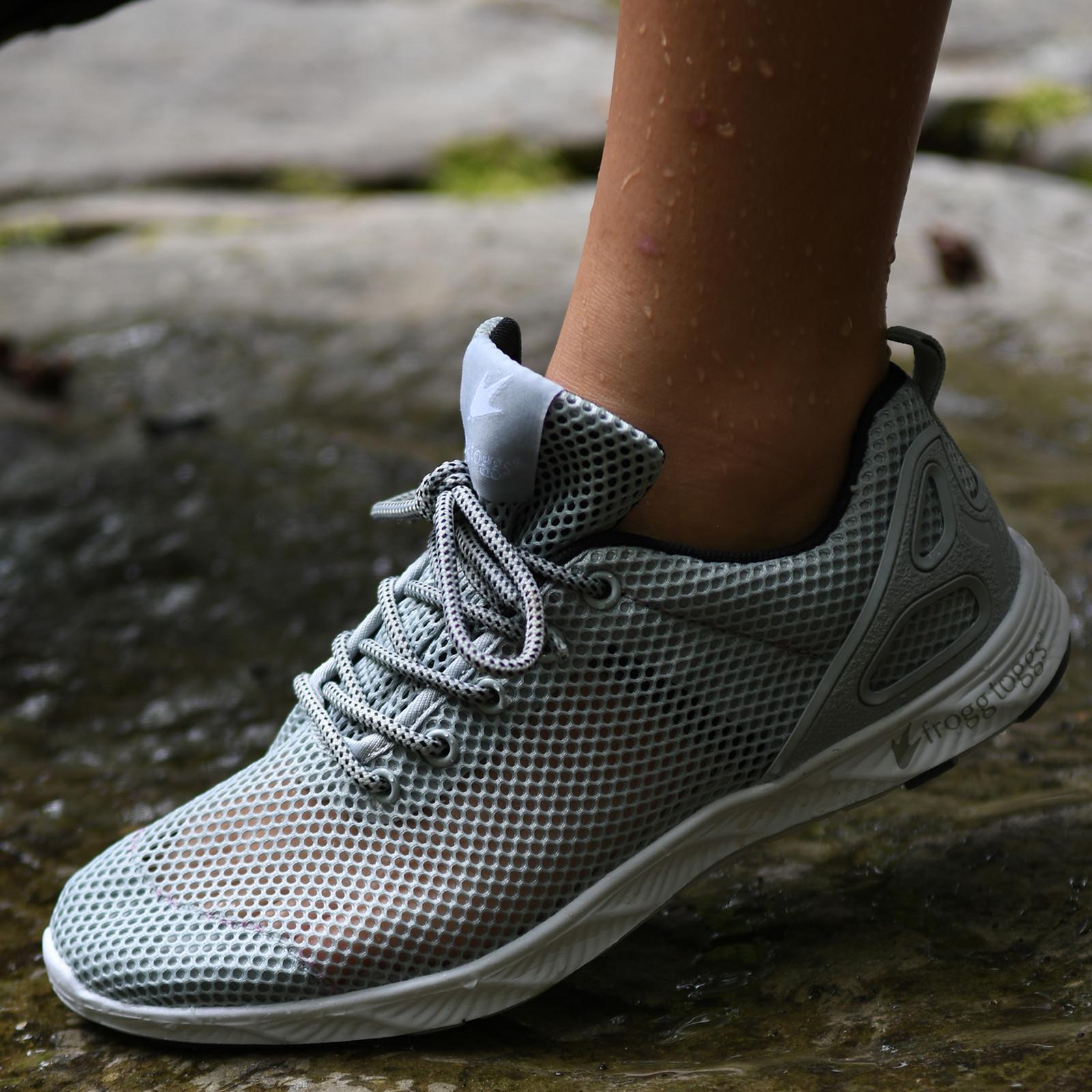 Women's Skipper Shoe Gray-large