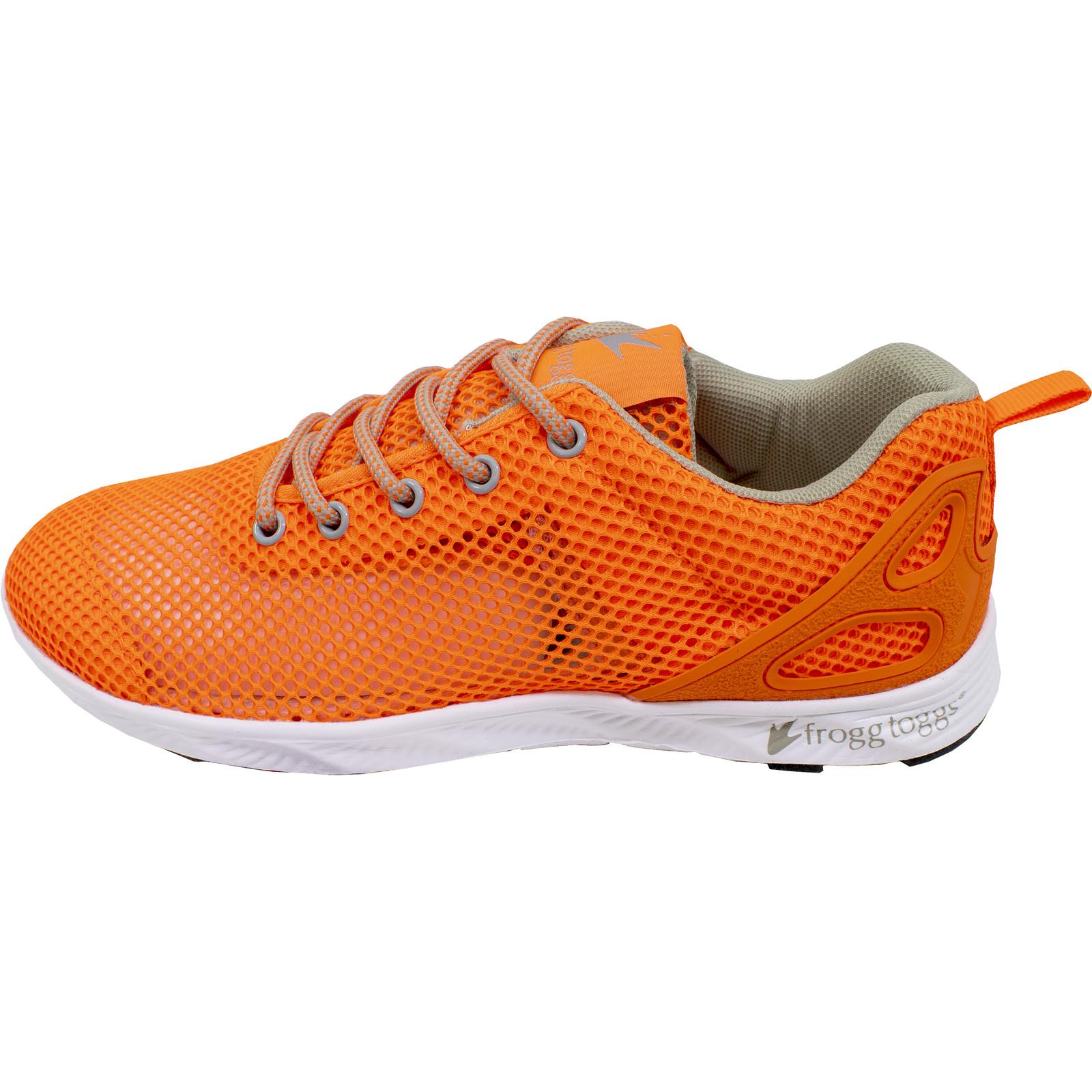 Women's Skipper Shoe Orange-large