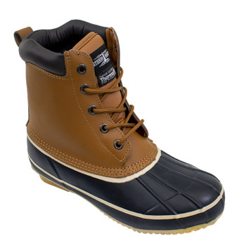 Storm Watch Men's Campus Lace-Up Boot Tan