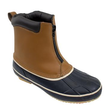 Storm Watch Men's Dewitt Zip-Up Boot Tan