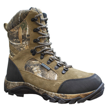 Winchester Cisco Lace-Up Boot Realtree Edge