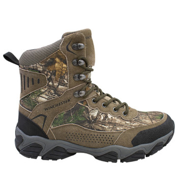 Winchester Coyote Lace-Up Boot Realtree Edge