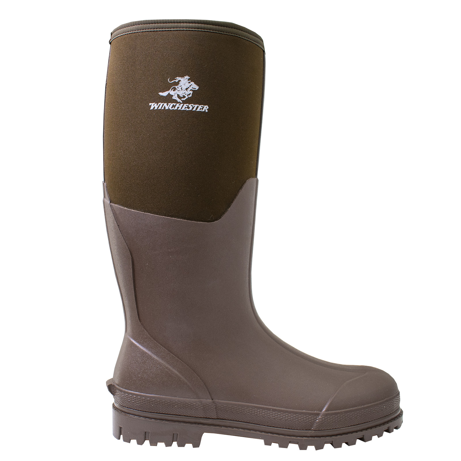 Winchester Daybreak Knee Boot brown-large