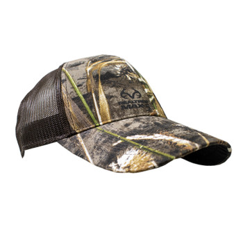Men's Structured Cap Mesh Back
