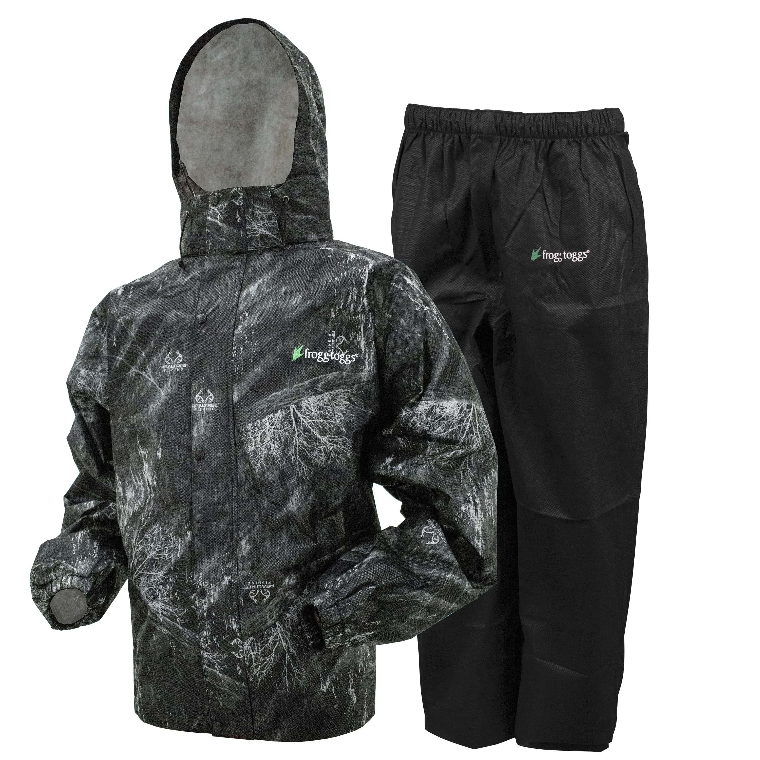 FROGG TOGGS Men/'s 2XL Classic All-Sport Waterproof Breathable Rain Suit AS1310