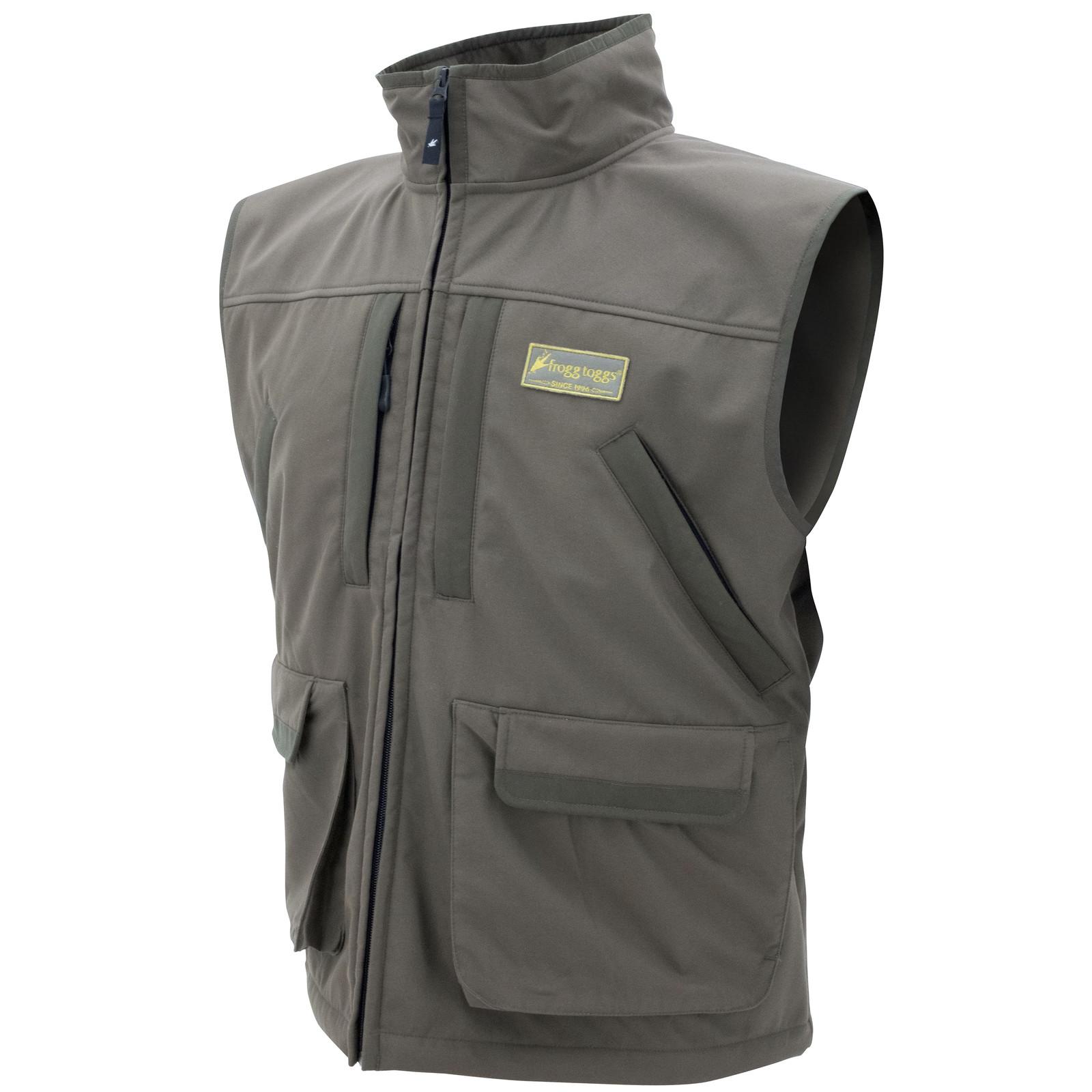Men's Pilot Fleece Vest-large