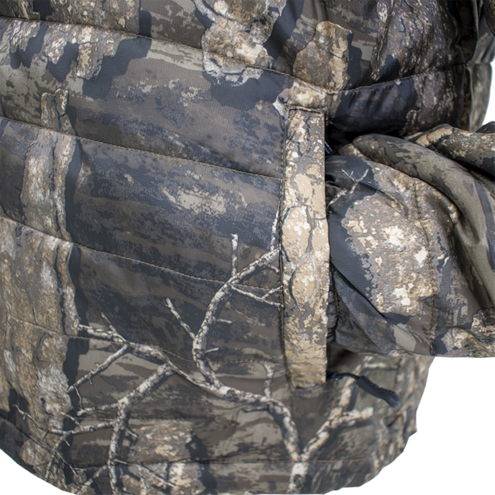 Co-Pilot Puff Jacket Realtree Timbe-large