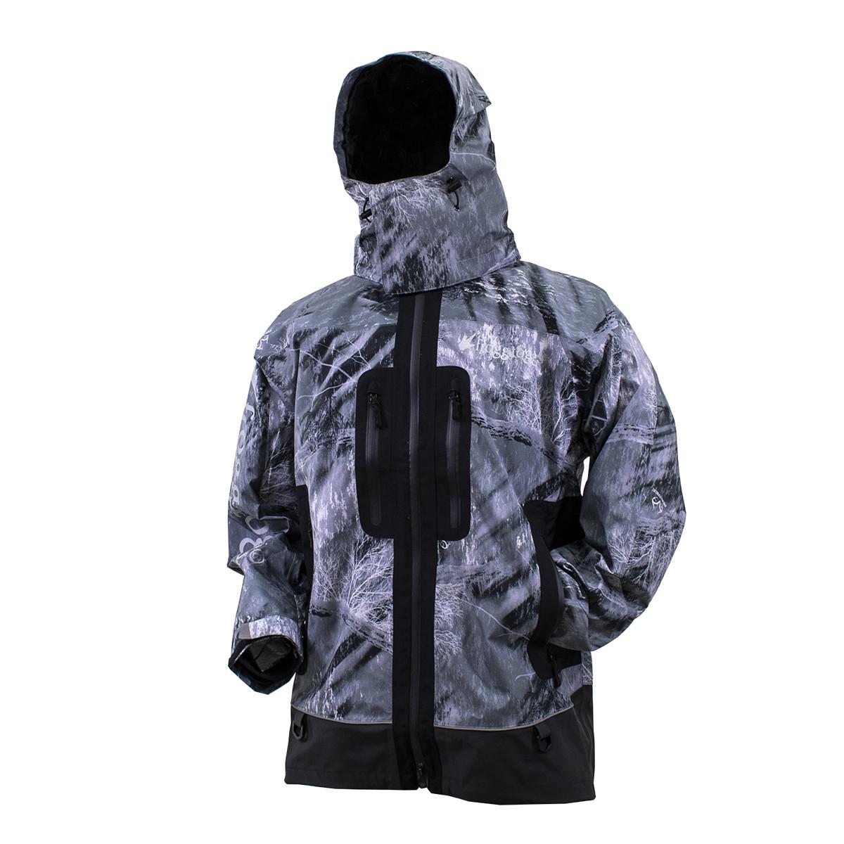 Limited Edition Pilot Pro Jacket | REALTREE FISHING GRAY