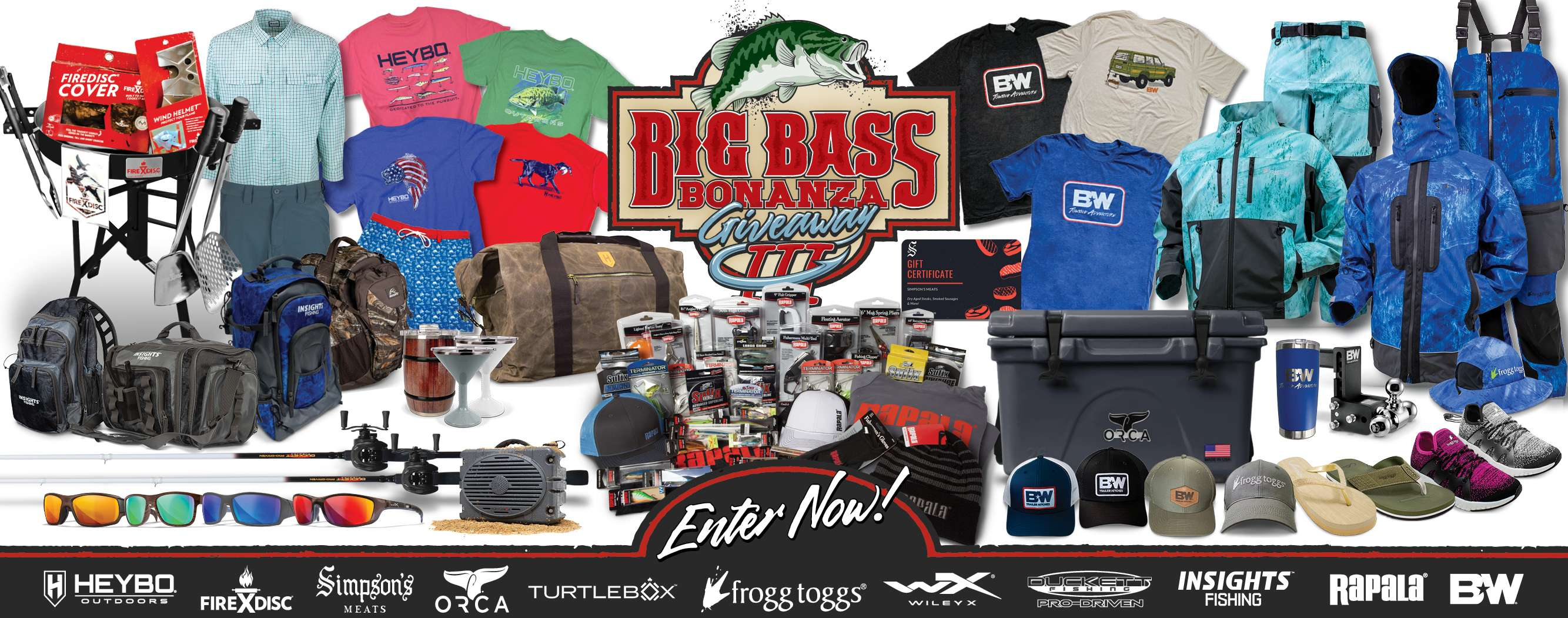 Extreme Bass Giveaway