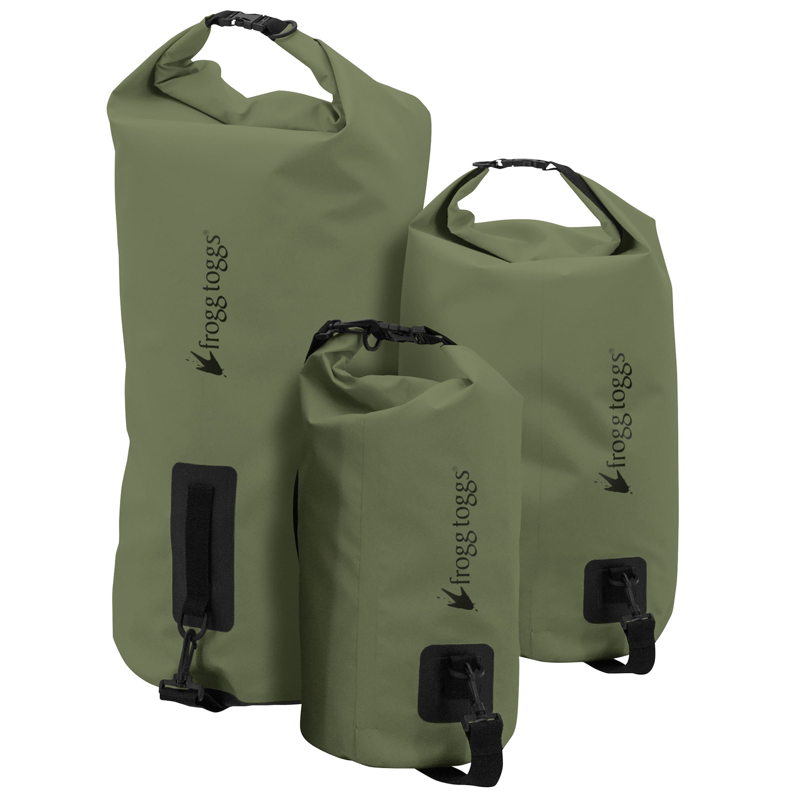 Small Dry Bag Green-large