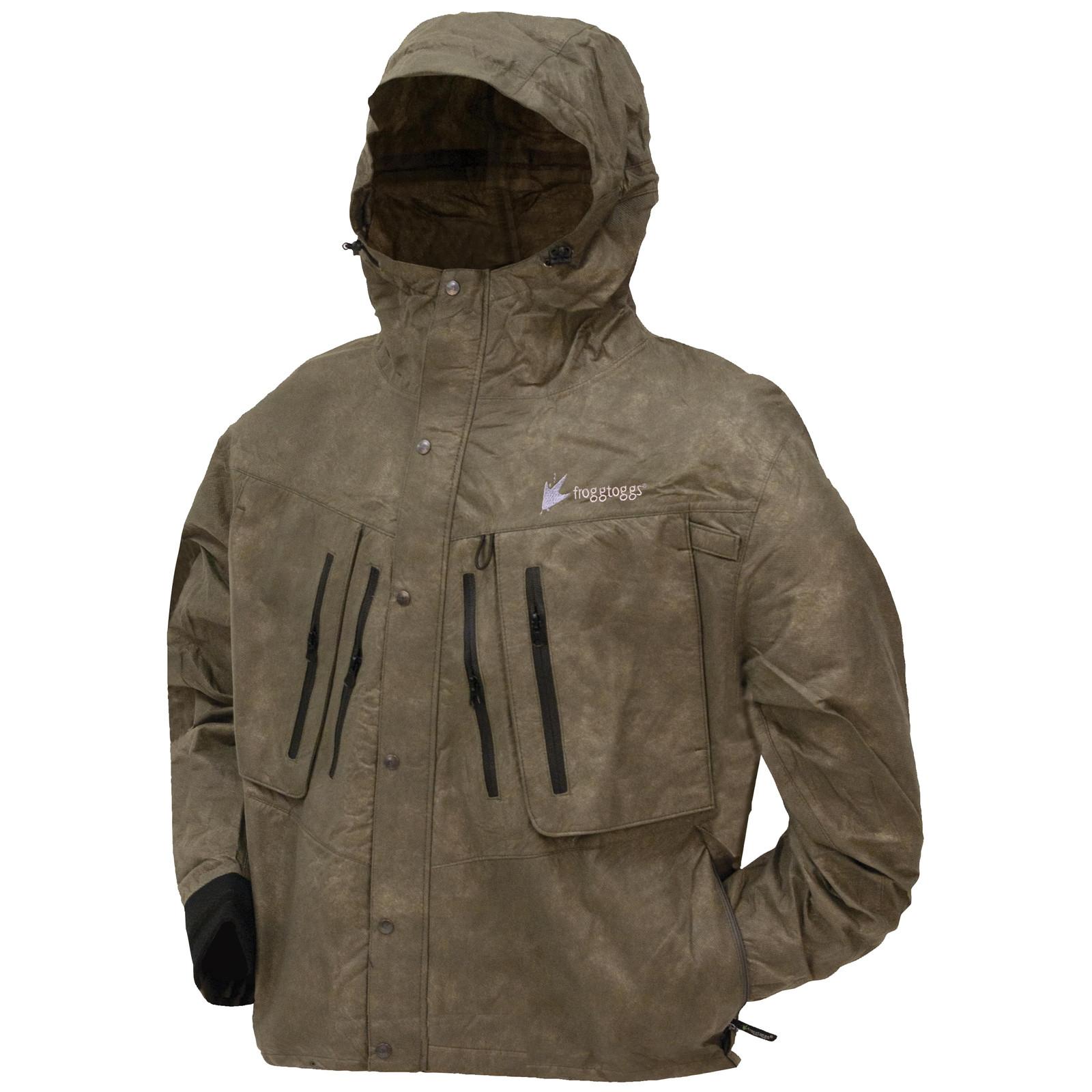 Tekk Toad™ Breathable Wading Jacket